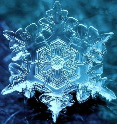 water-crystal